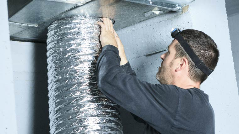 Air Duct | Phoenix & Goodyear | Cluff Mechanical